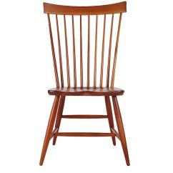 Windsor Back Chairs For Sale Teak Outdoor Set Of Six Mid Century Modern Tall Spindle