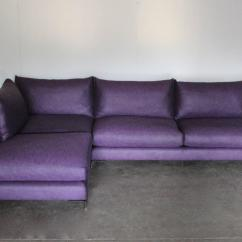 Purple Sofas For Sale Old Sofa Removal Service Flexform Quotlong Island Quot L Shape In And Black
