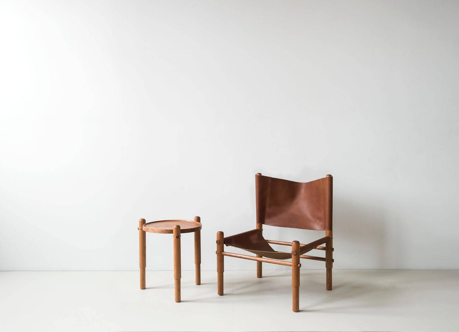 spool chair for sale abbyson living rocking workstead side table at 1stdibs