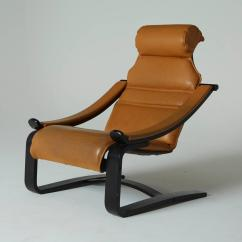 Modern Bentwood Chairs Adirondack Chair Design History Leather Danish Lounge For Sale At