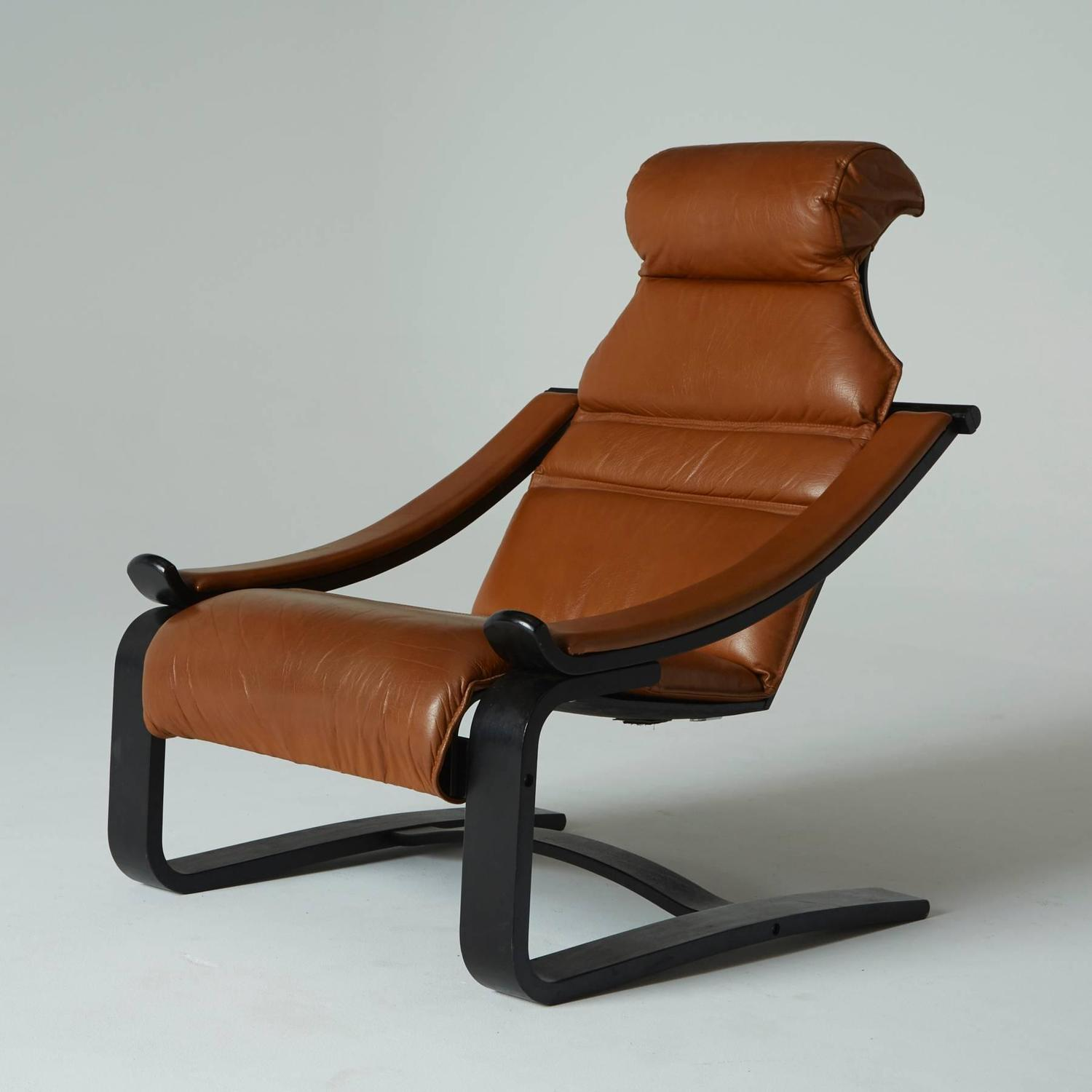 modern bentwood chairs folding chair caddy leather danish lounge for sale at