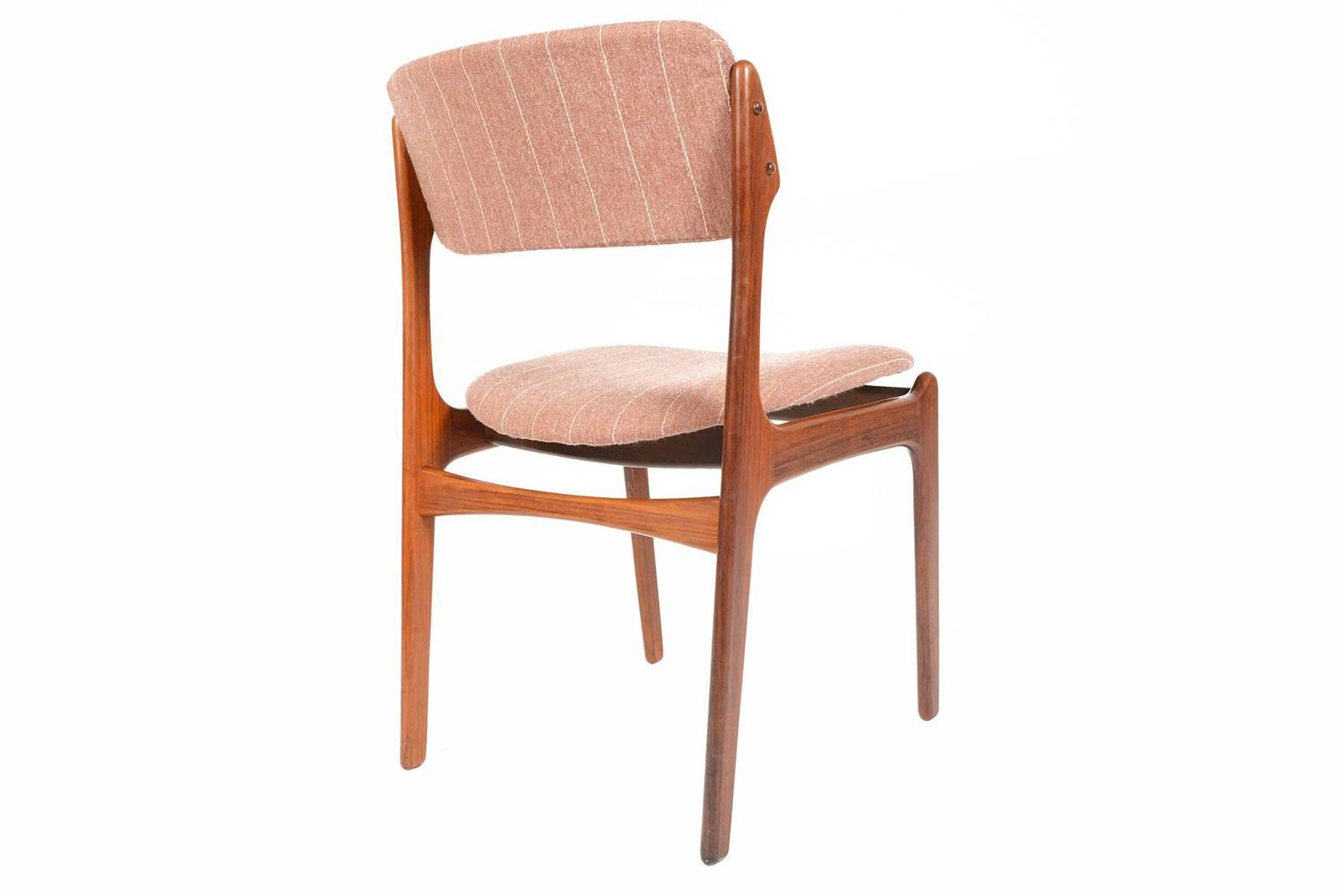 erik buck chairs jysk.ca chair covers set of six model 49 dining in rosewood