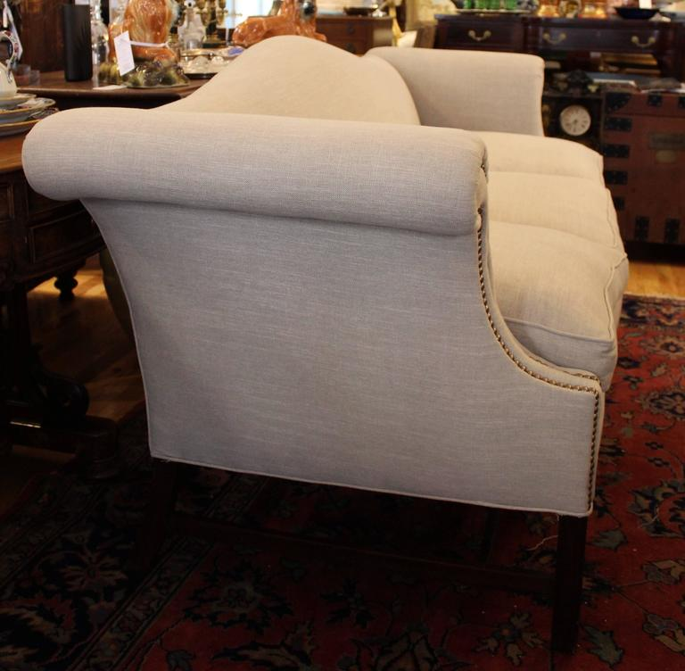 sofas hamilton ontario day sofa futon antique camelback chippendale style for sale at 1stdibs