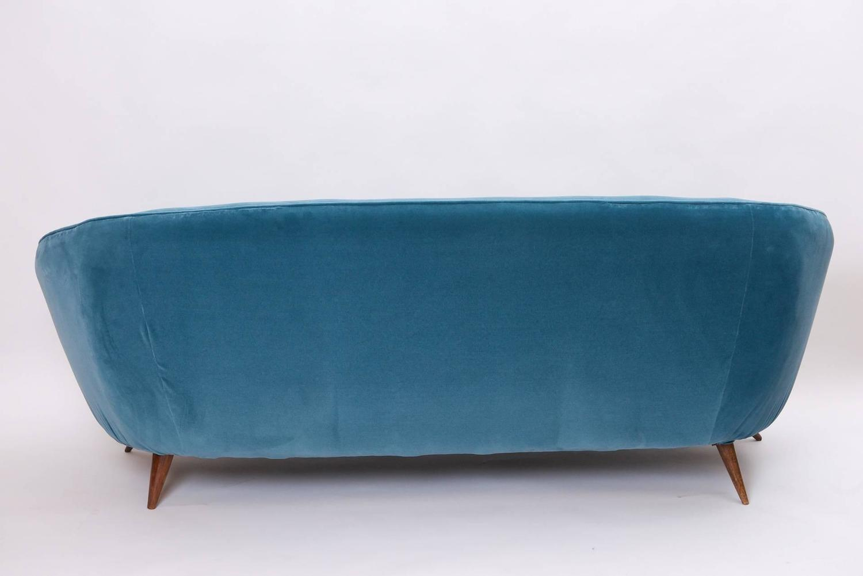 sofa ball stopper rv server tables ico parisi style circa 1950 at 1stdibs