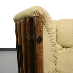 Isle Of Palms Beach Chair Company Hydraulic Salon Won T Go Down Pair Pacific Green D 39palm Palm Wood And Leather