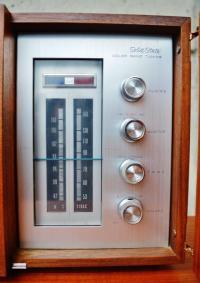 Cool Mid-Century Panasonic RE-7487 AM/FM Radio-Teak ...