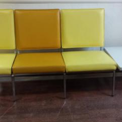 Mid Century Style Sofa Canada Butler Modular Three Seat And Table In The