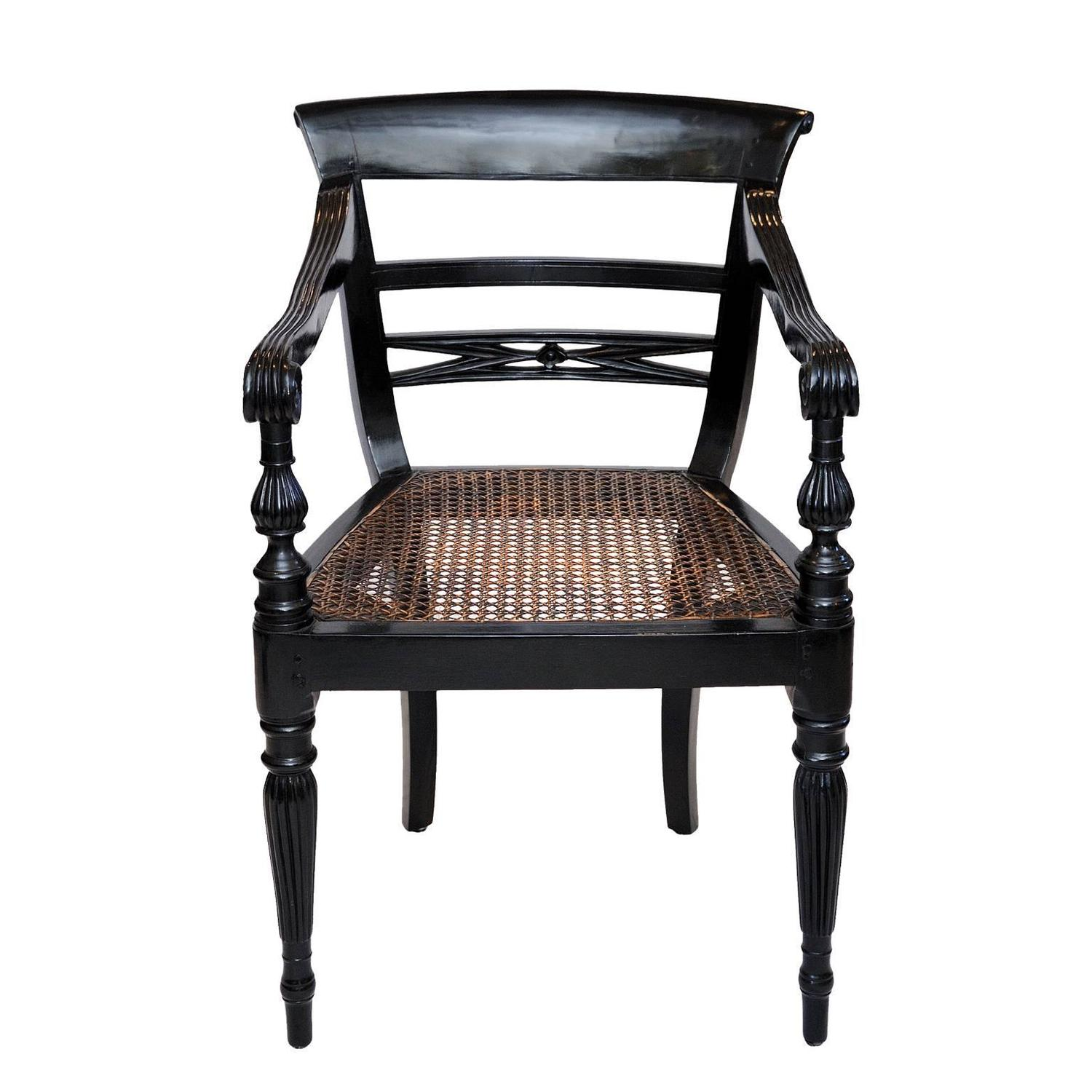 dining chair covers set of 6 india reading room chairs anglo indian 19th century table and six