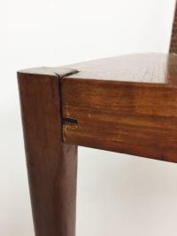 Vintage Adjustable Danish Elevator Table with Extending ...