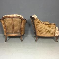 1930 Cane Back Sofa Polovni Namestaj Mija Pair Of Bergere Tub Chairs Walnut And Sweden 1930s