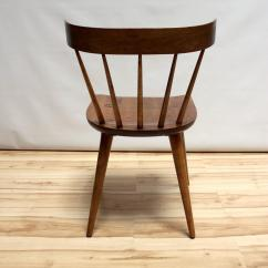 Maple Dining Room Chairs Swivel Chair Canada Set Of Six 1950s Paul Mccobb Planner Group