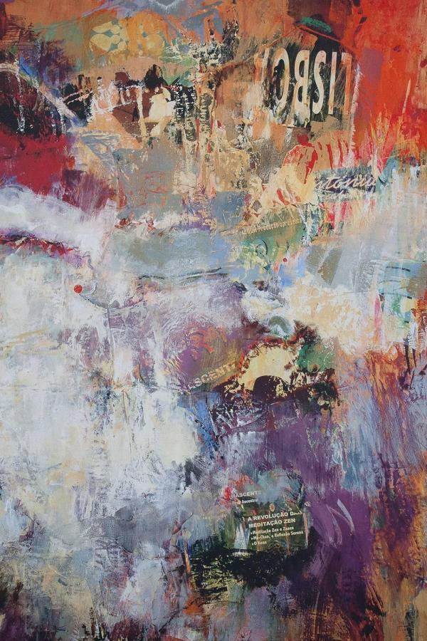 Happy Abstract Paintings