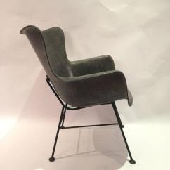 Selig Eames Chair Parson Chairs Covers Lawrence Peabody For Wingback Fiberglass Sale At 1stdibs
