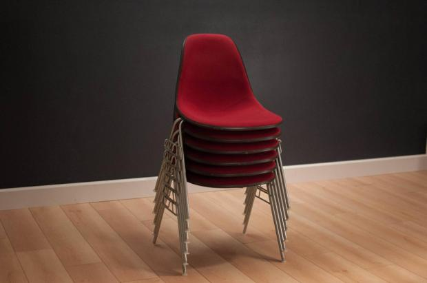 Herman Miller Eames Stacking Chair