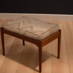 Back Bar Sofa San Jose Ca With Chaise Ottoman Danish Ib Kofod Larsen Reclining Lounge Chair For Sale At