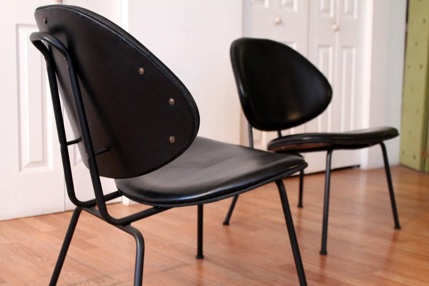 clam shell chair camping lounge homecrest black leather chairs for sale