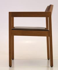 Single Desk Chair by the Gunlocke Company For Sale at 1stdibs
