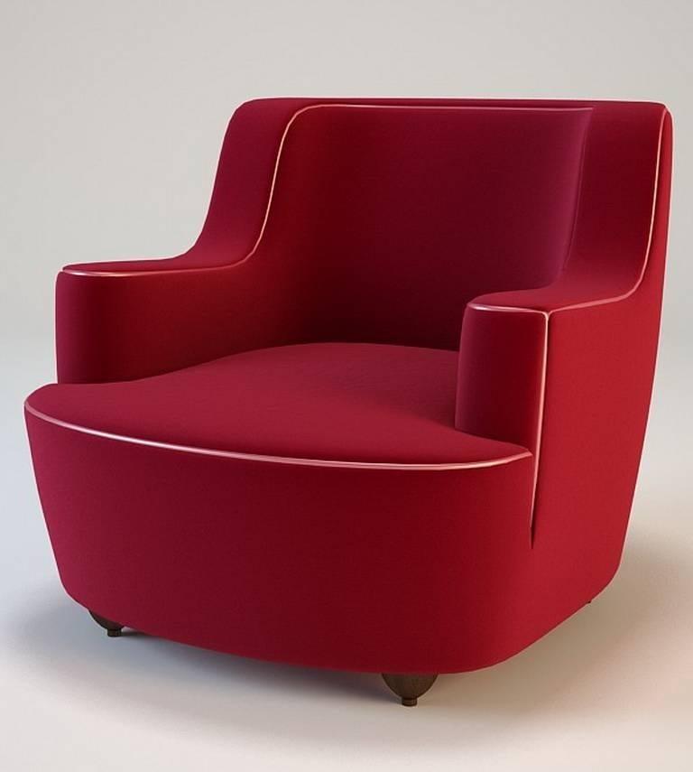 Meran Armchair Designed By Matteo Thun And Antonio