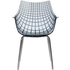 Steel Net Chair What Is Best Height For Rail With 8 Ceilings Meridiana Polycarbonate And Designed By C Pillet Driade Sale At 1stdibs
