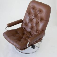 Stressless Chair Sizes Stand Up Test Ekornes And Ottoman For Sale At 1stdibs