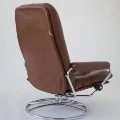Z Chair For Sale Star Trek Ekornes Stressless And Ottoman At 1stdibs