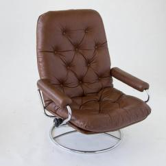 Stressless Chair Sale Indoor Hanging With Stand India Ekornes And Ottoman For At 1stdibs
