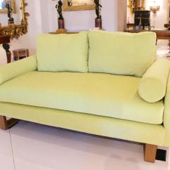 Lime Green Chairs For Sale Eddie Bauer Camping Chair Mid Century Sofa At 1stdibs