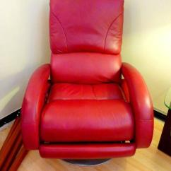 Lane Recliner Chairs Best Chair For Elderly Red Leather By Sale At 1stdibs