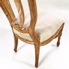 Cowhide Chairs Nz Used Chair Covers For Sale Near Me Vintage Maple Dining In Brazilian Ivory