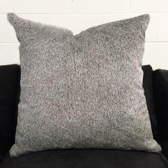 Cowhide Sofa Throws Leather Futon Sleeper Salt And Pepper Brazilian Pillow For Sale At 1stdibs