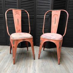 Cafe Chairs For Sale Preschool Table And 1950s French Metal Industrial Stacking Café Bistro