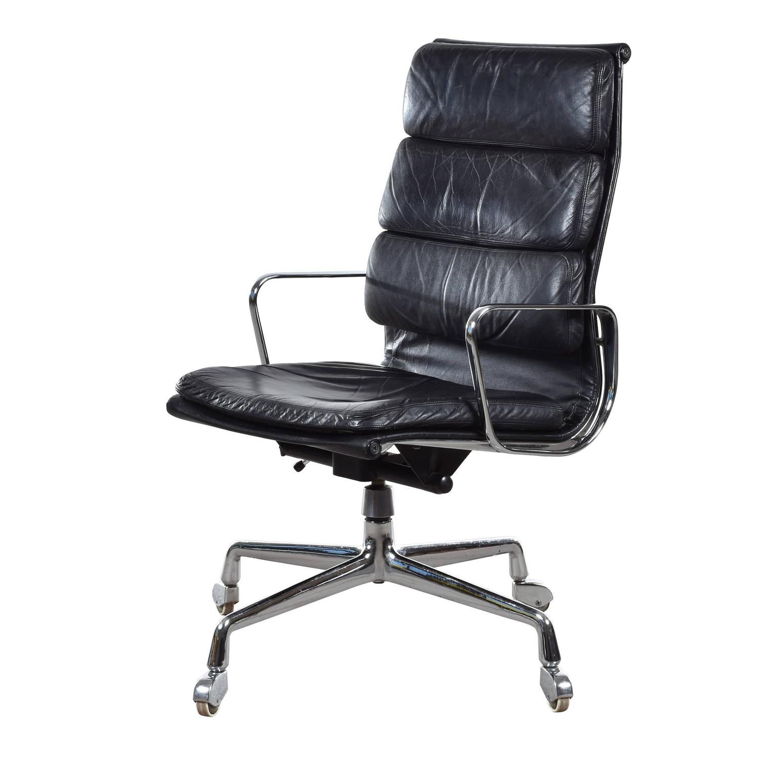 Eames Desk Chair Eames Ea219 Executive Office Chair For Vitra Fehlbaum At