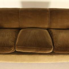 A Sofa In The Forties And Bed London Three Seater By Osvaldo Borsani Italy 1930s 1940s