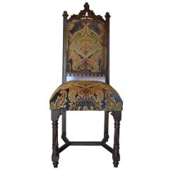 Medieval Dining Chairs Kmart Office Chair Nz Antique Gothic Style Table With Eight