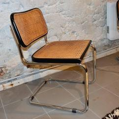 Marcel Breuer Chair Original Swing How To Make Vintage Set Of Cesca Chairs For