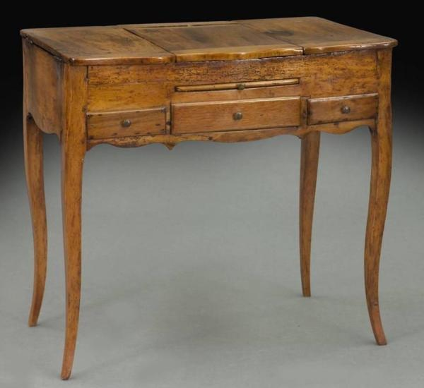 French 18th Century Fruitwood Ladies Dressing Bedroom