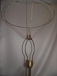 1960s Retro Lamp, Mid-Century Modern Lamp with Ceramic ...