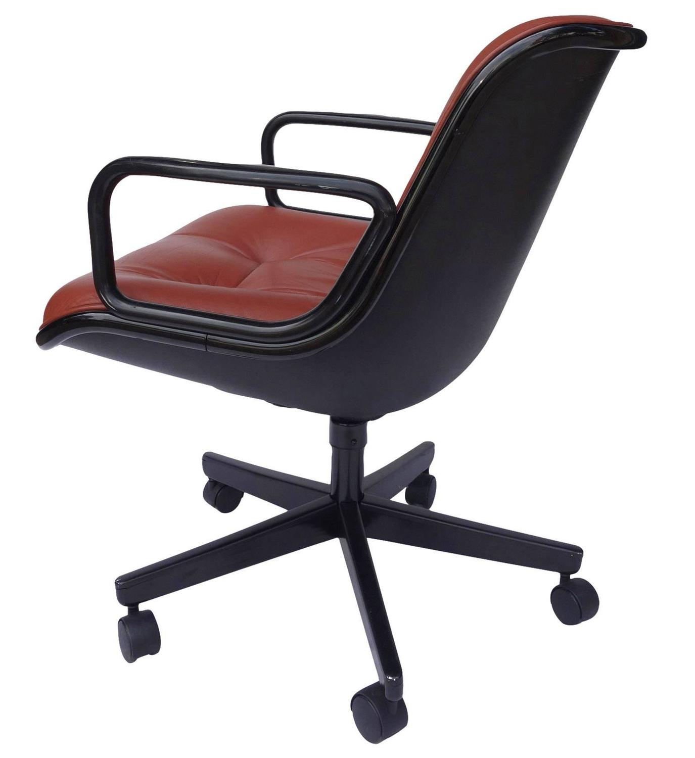 Knoll Pollock Chair Executive Chair By Charles Pollock For Knoll For Sale At