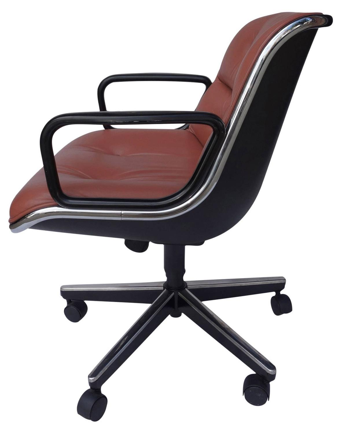Charles Pollock Chair Executive Chair By Charles Pollock For Knoll For Sale At