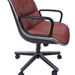 Pollock Executive Chair Replica Best Home Furnishings By Charles For Knoll Sale At