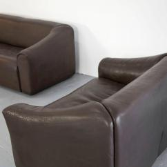 Buffalo Leather Chair The Larry Lounge Ottoman And 2 Sofas Ds 47 By