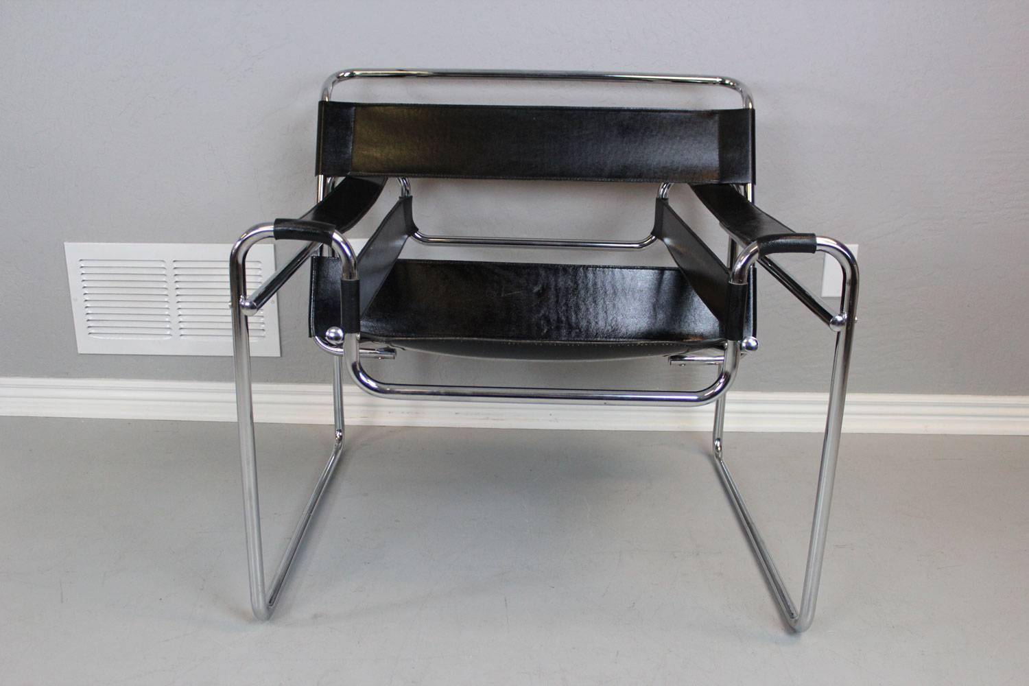 marcel breuer chair original swivel round wassily chairs for sale at 1stdibs
