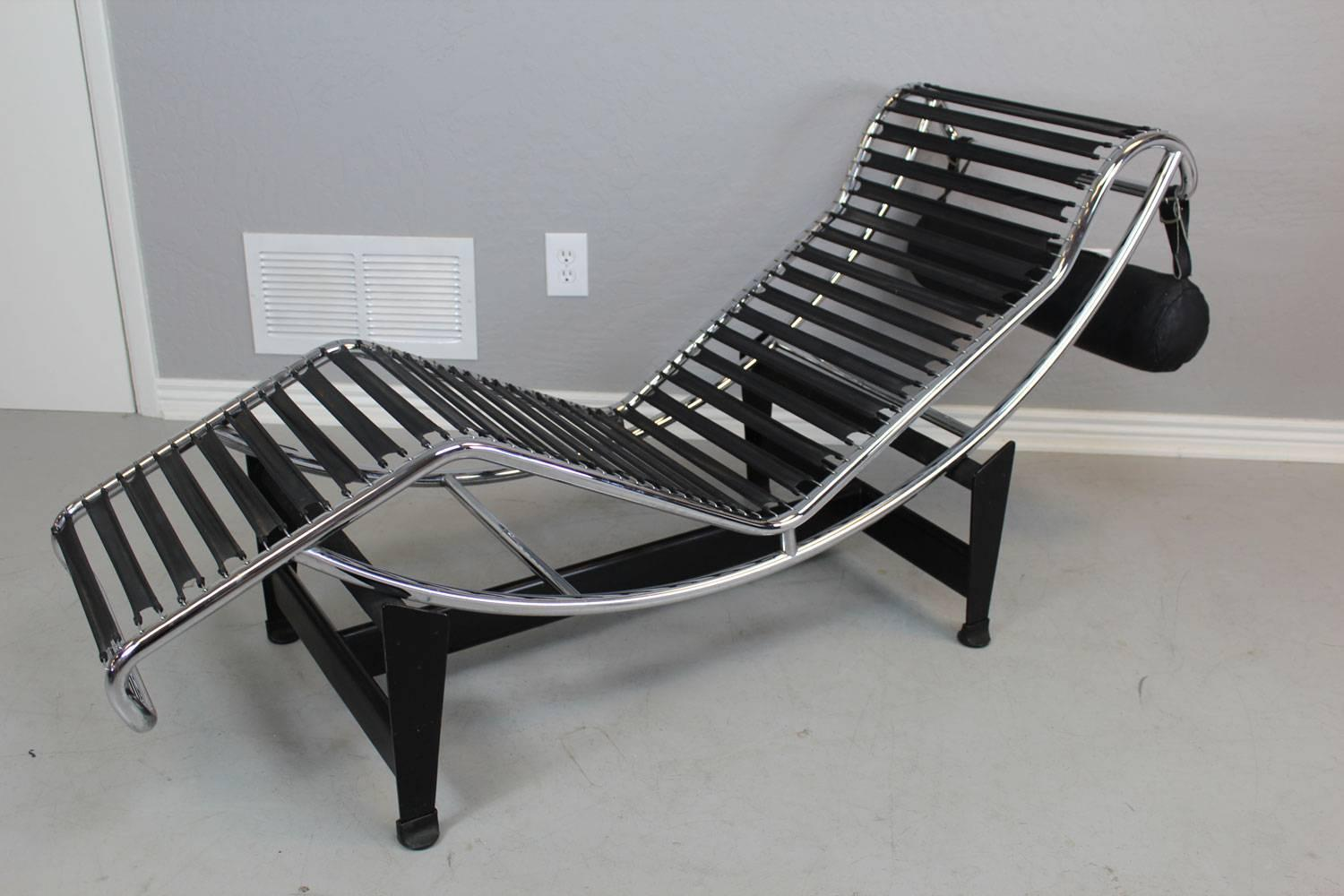 corbusier lounge chair gym ball as le at 1stdibs