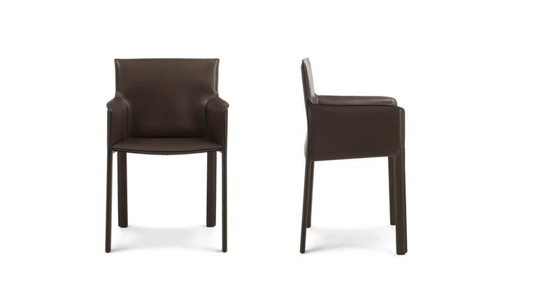 dining chairs italian design baby high that recline modern chair furniture made in italy also suitable for office studios with or without armrests
