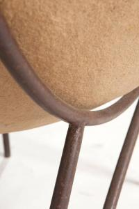 "Brazilian ""Semine"" armchair in recycled cardboard by ..."