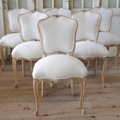 Country French Chairs Upholstered Throne Chair Louis Xv Style Dining At 1stdibs