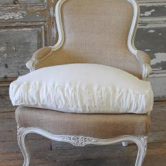 Country Chair Pads Step2 Table And Chairs With Umbrella Vintage Carved French Style Linen Slip