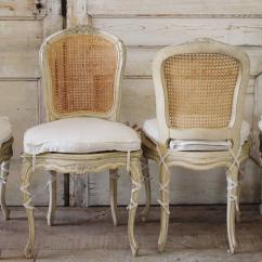 Cane Back Chairs Antique Cheap Online 19th Century Louis Xv French Dining With Original Paint At 1stdibs