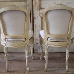 Antique Cane Dining Room Chairs Custom Beach 19th Century Louis Xv French