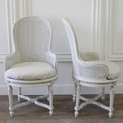 Cane Chairs For Sale Nicole Miller Antique Carved Dinette Table With Two Louis Xvi